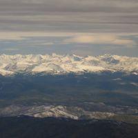 Вершины хребта Хорумнуг-Тайга, Самагалтай