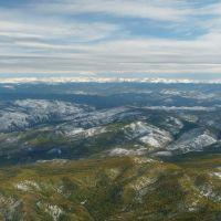 Осень в Тувинских горах, Самагалтай