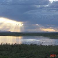 Озеро Хадын, Самагалтай