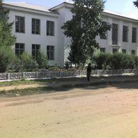 Первая школа, Сарыг-Сеп