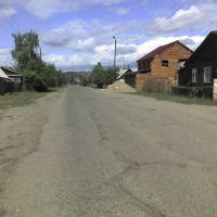 Енисейская, Сарыг-Сеп