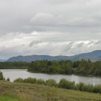 Ka-Khem (Little Yenisei) river, Суть-Холь