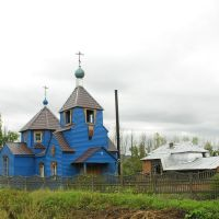 Church of St. Innocent of Irkutsk in Turan, Туран