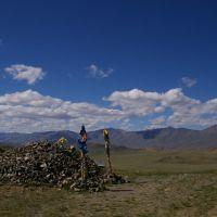 перевал 2120м. над ур. моря, Тээли