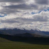 Монгун-Тайга, Тээли