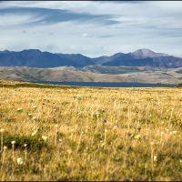 оз.Хиндиктиг-Холь с перевала 2426 м, Тээли