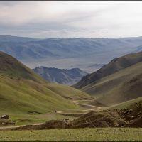 перевал Коге-Дава, 2400 м, Тээли
