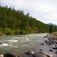 Шуя река, Тээли