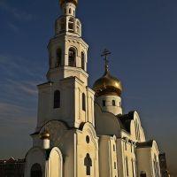 г. Кызыл, Воскресенский кафедральный собор.., Хову-Аксы