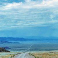 по дороге от парома в горы, Хову-Аксы