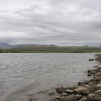 Bii-Khem (Great Yenisei) river, Хову-Аксы