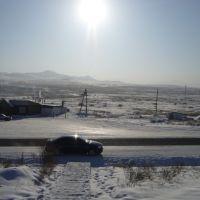Road to Shagonar, Хову-Аксы