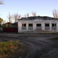 было магазином  сентябрь 2009, Агеево