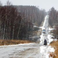 дорога на Суворов и Калугу, Агеево