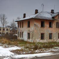 руины в Центральном, Агеево