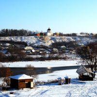 Oka river (Aleksin), Алексин