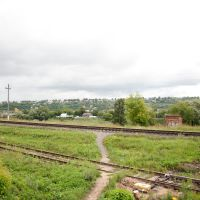 Алексин, железная дорога, Алексин