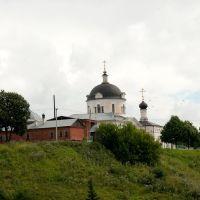 Алексин, Свято-Никольский храм, 1787 год, Алексин