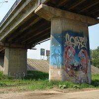 Под мостом, Алексин