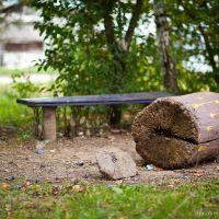 Место для отдыха  в березках, Арсеньево