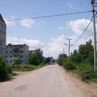Арсеньево. Parfey street, Арсеньево
