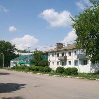 Арсеньево. Bandy street, Арсеньево