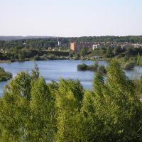 Барсуковский карьер, Барсуки