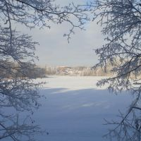 Зимнее утро, Богородицк
