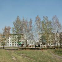 Вид с котельной на западном, Богородицк