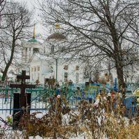 Богородицк. Собор Успения Пресвятой Богородицы, Богородицк