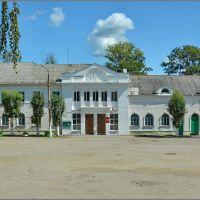 Богородицк. Дворец творчества юных (бывший Дворец пионеров), Богородицк