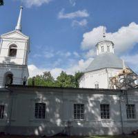 Церковь деревни Велигож  Village Veligozh church, Велегож