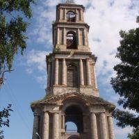 разрушенная колокольня-4, Венев