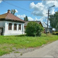 Венёв.  Улица Володарского, Венев