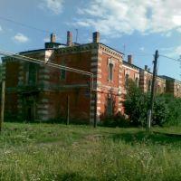 Дома для сотрудников ж-д вокзала, Волово