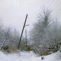 Тула (Россия) Зимняя дорога, Горелки