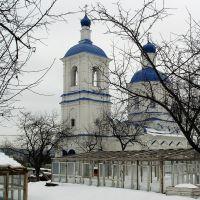 Горелки Женский монастырь, Горелки