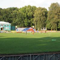 Стадион в городской роще, Ефремов