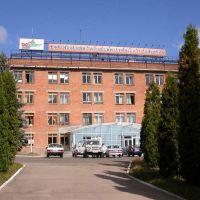 Управление завода СК, Ефремов