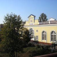 Ефремовский вокзал, Ефремов