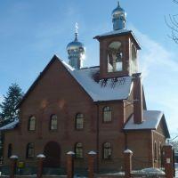 Церквушка в г. Ефремов., Ефремов