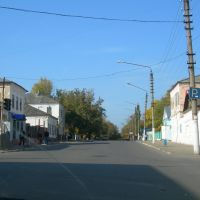 Efremov Main Street, Ефремов