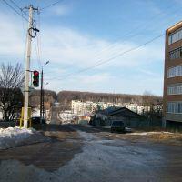 Улица Комсомольская, Ефремов