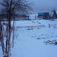 огород зимой, Заокский