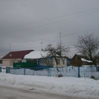 Александровка, Заокский