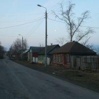 п. Епифань. Март 2010г., Казановка