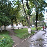 улица, Кимовск