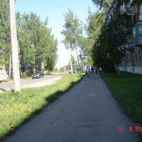Ул.Крылова, Кимовск
