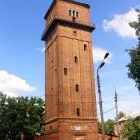Старая водонапорная башня, Кимовск