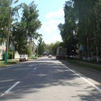 УЛ. Крылова всторону универмага, Кимовск